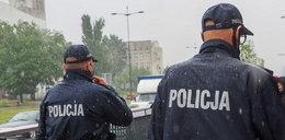Policja weszła do stołecznego ratusza