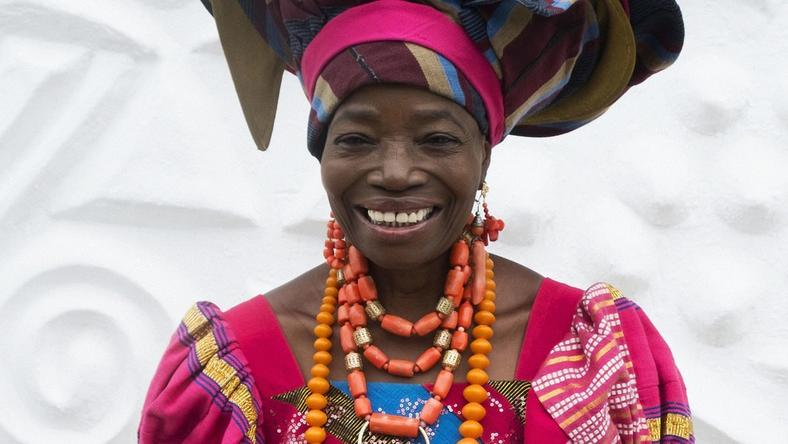 Meet the living legend: Chief Mrs Nike Davies-Okundaye
