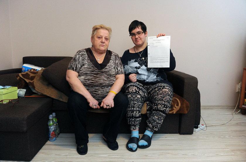 ZUS uzdrowił niepełnosprawną