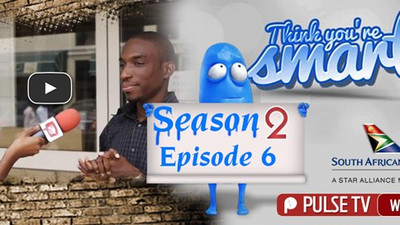 """Season 2 of """"Think You're Smart"""" - Testing the brains of Ghanaians [Episode 6]"""