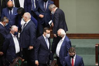 Morawiecki: Opozycja postanowiła pobić rekord bezzasadnych wniosków o wotum nieufności