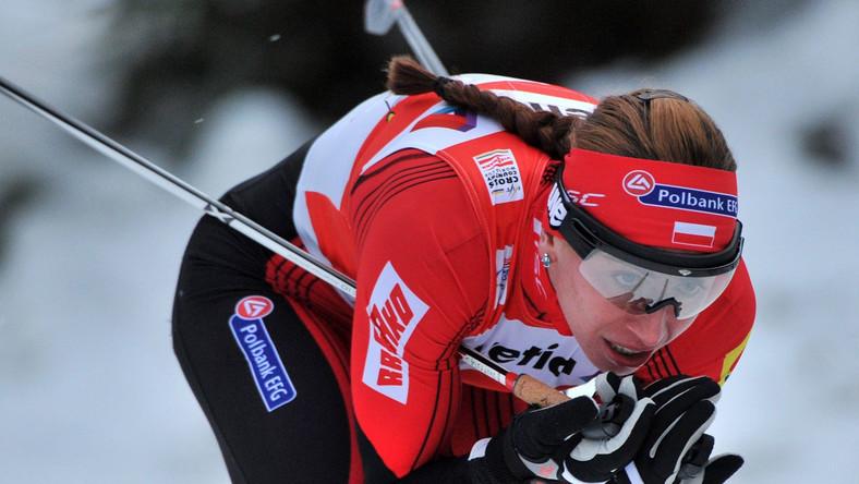 Tour de Ski - Kowalczyk druga w biegu łączonym
