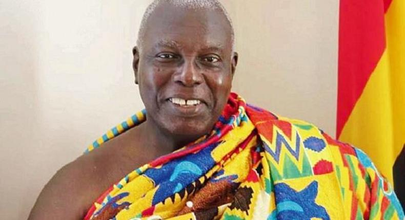 Ghana's Ambassador to the United States of America, Dr Barfuor Adjei-Barwuah