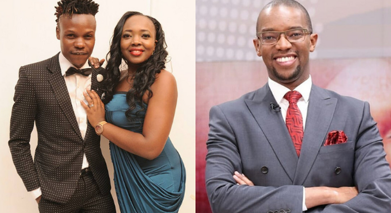 Eko Dydda's phone 'snatched' while on Live interview with Citizen TV