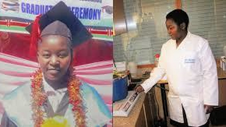 Orphaned girl who slept in lecture halls because she could not afford hostel fees graduates with master's degree