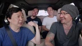 """Opublikowano odcinek """"Carpool Karaoke"""" nagrany tydzień przed samobójstwem Chestera Benningtona"""