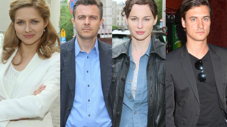 """Serial """"Na krawędzi"""" zadebiutuje na antenie jesienią. Emisja kolejnych odcinków planowana jest na niedzielne wieczory,."""