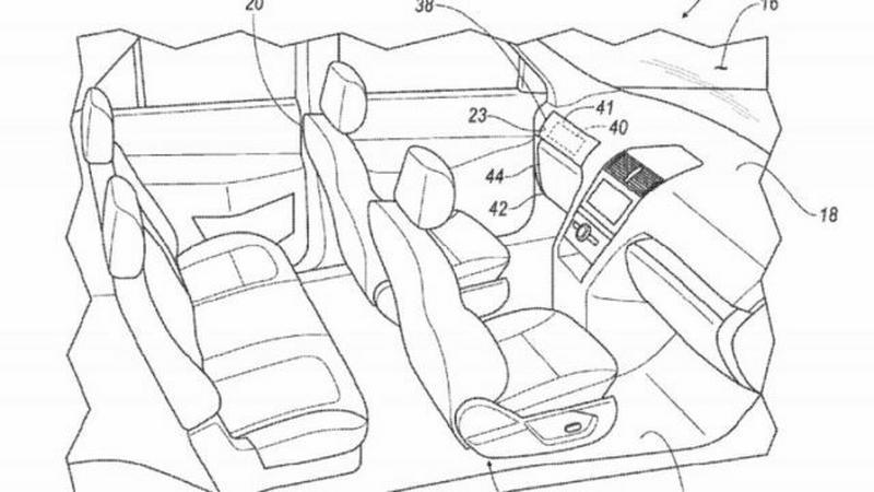 Ford opatentował auto z wyjmowaną kierownicą