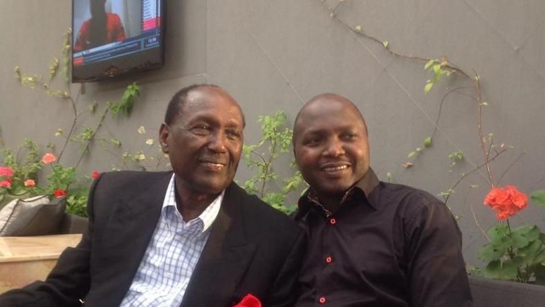 Image result for imagesof tycoon lawyer Donald Kipkorir
