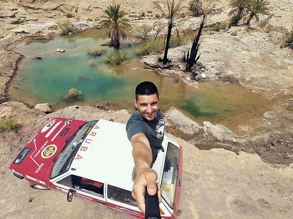 Oaza u pustinji