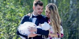 Daniel Martyniuk z rodziną. Tak celebrował chrzciny córki! ZDJĘCIA