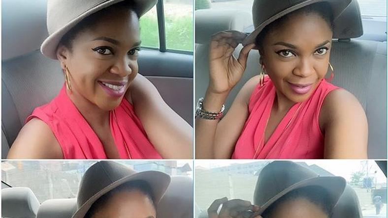 Omoni Oboli is putting finishing touches to her new movie