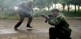 Separatyści: Polacy zabici w Donbasie. Widzieliśmy ich ciała