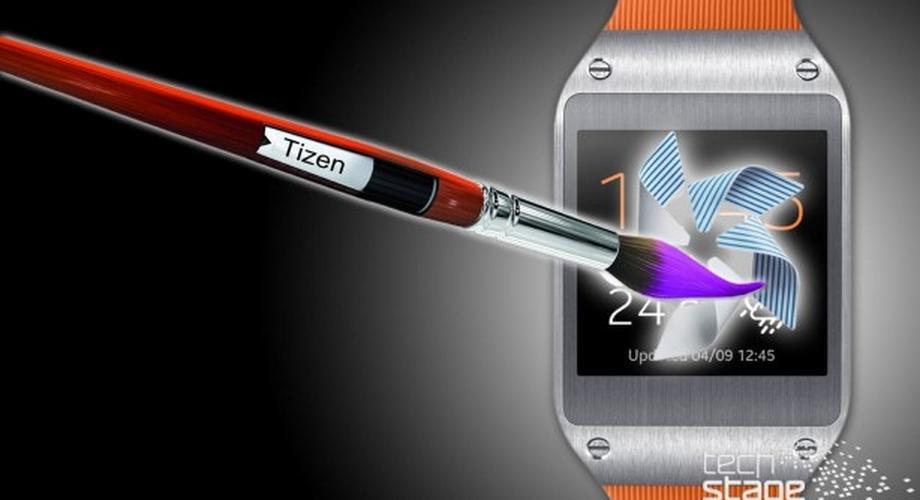 Angetestet: Tizen auf der Samsung Galaxy Gear