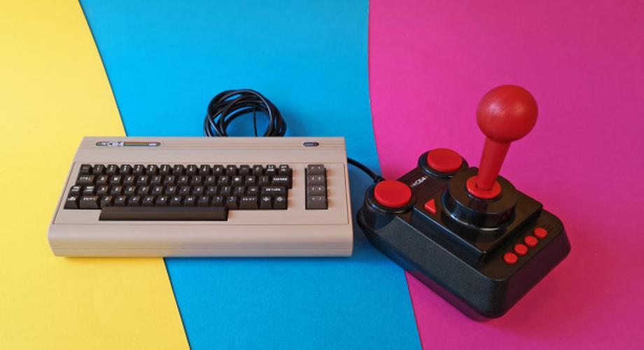 C64 Mini im Test: Liebloses Remake eines Klassikers