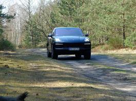 Porsche Cayenne Turbo - więcej komfortu, szybsza jazda, mniej... Porsche | TEST