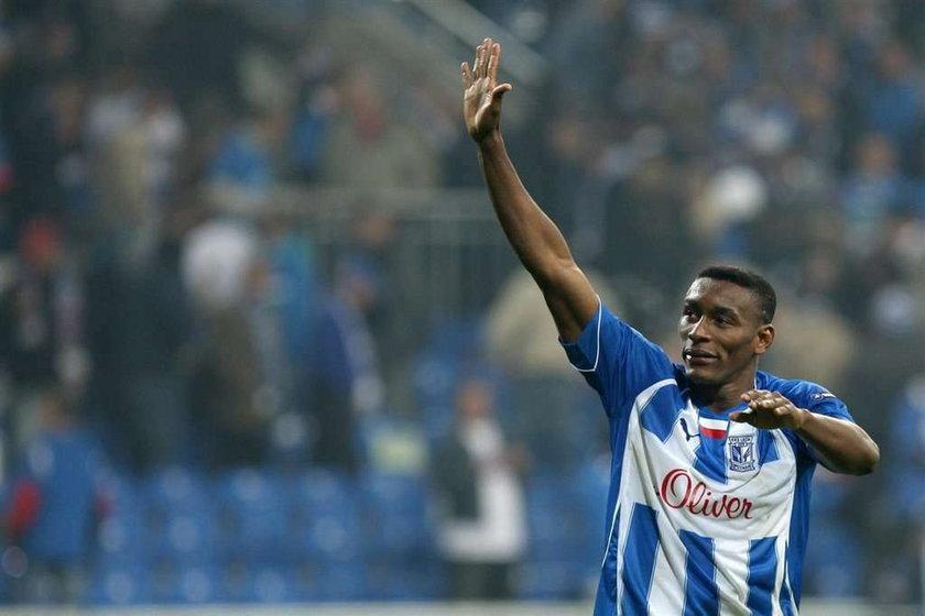 Bohater meczu z Salzburgiem wciąż nie przedłużył umowy z Lechem