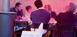 Komorowski zabrał rodzinę na obiad FOTO
