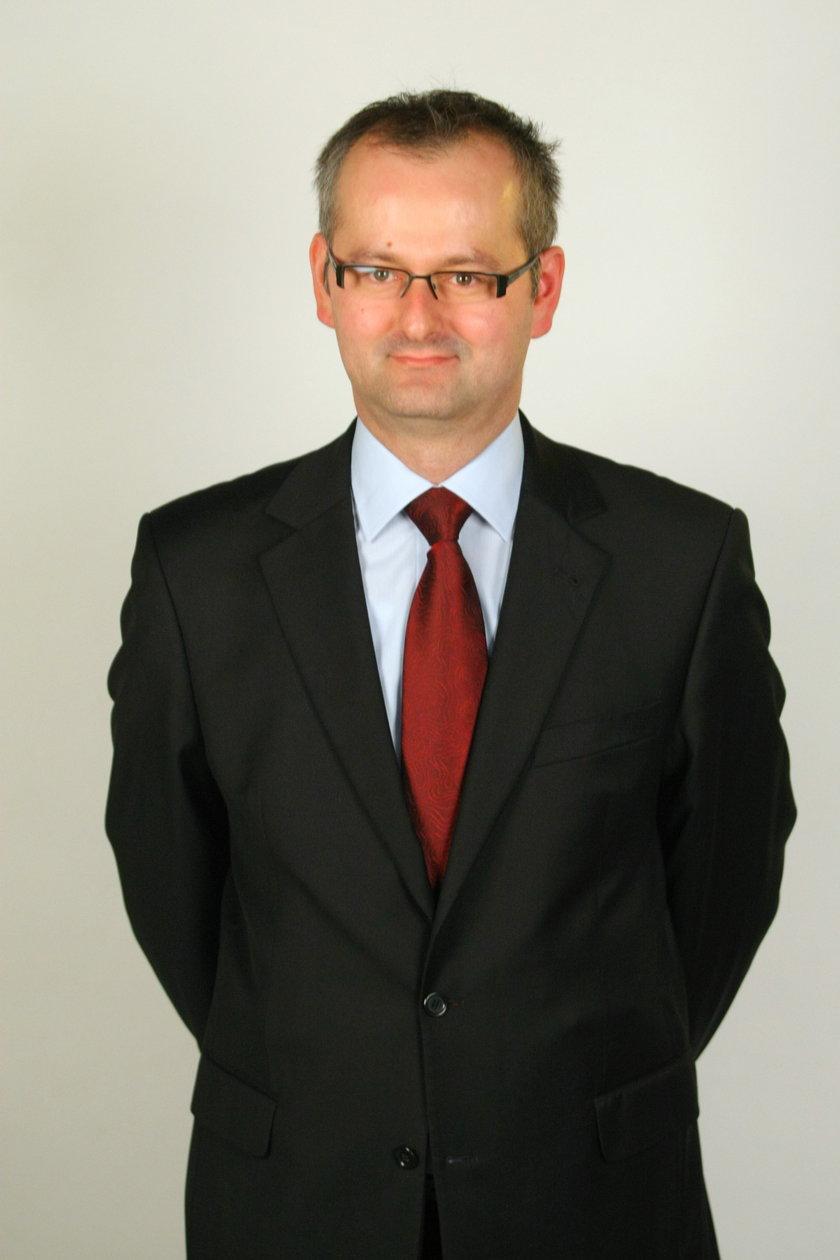 Rafał Czepil (37 l.), radny PiS z Wrocławia