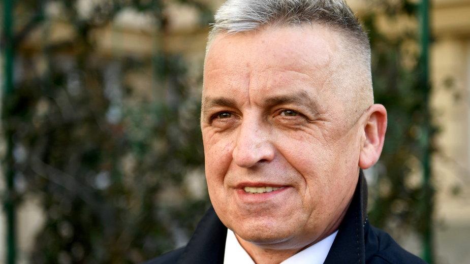 Wyznaczony przez premiera do pełnienia funkcji prezydenta miasta Rzeszowa Marek Bajdak