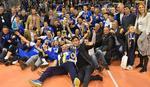 BOLJI OD ZVEZDE I VOŠE Prvi trofej za odbojkaše Novog Pazara - osvojili su Kup