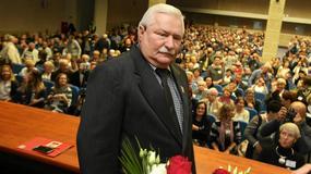 Lech Wałęsa o śmierci Andrzeja Wajdy: należą mu się wszelkie pochwały