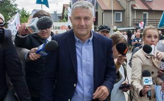 Prokuratura: Zatrzymanie i doprowadzenie Frasyniuka sąd uznał za zasadne