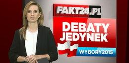 Debata przedwyborcza o ochronie zdrowia