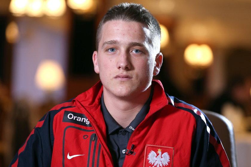Piotr Zieliński, pomocnik Udinese i młodzieżowej reprezentacji Polski