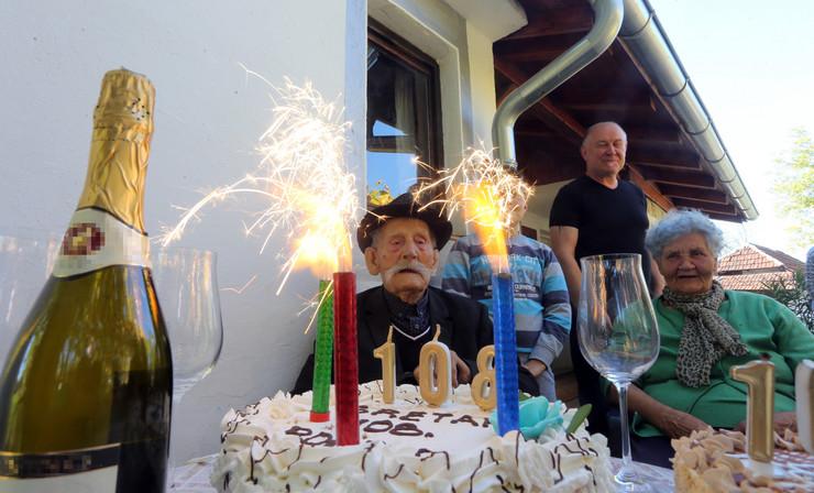 Dragoljub Galic 108 rodjendan Golesi Banjaluka