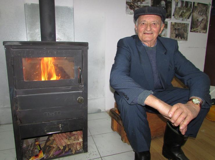 Milorad Lalos iz Gornje Jurkovice