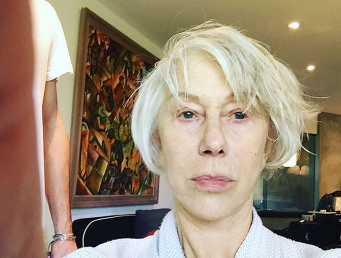 Divimo joj se, jer čak i bez šminke, ova žena je dama sa velikim D!