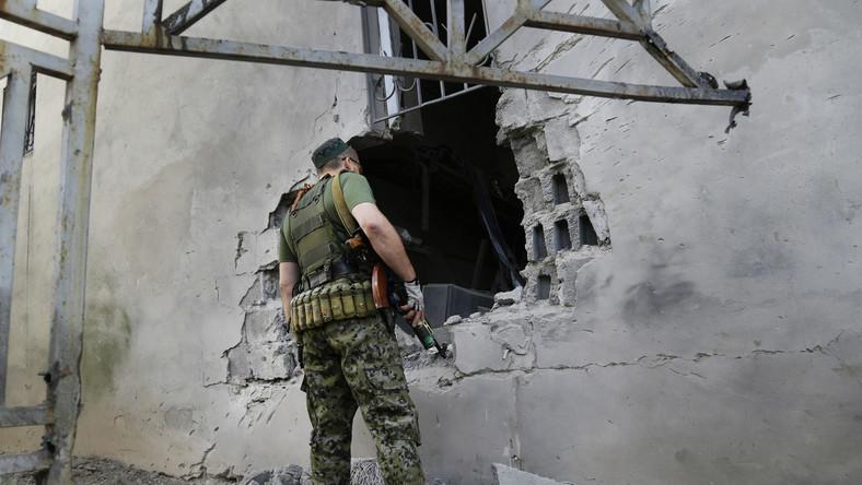 Ukraiński wywiad: W walkach zginęło 2 tysiące Rosjan