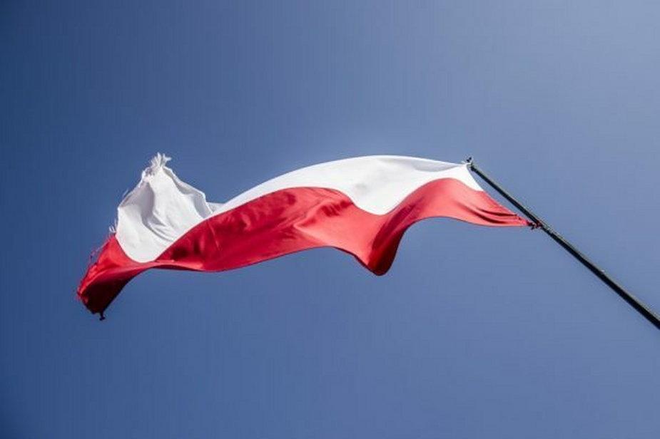 Flaga Polski. Fot. Pixabay.com