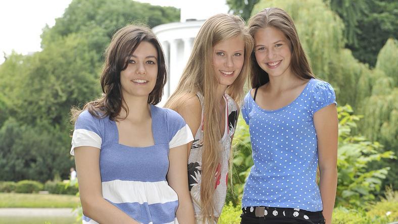 Siła sióstr - Julia, Natalia i Gabrysia Pietrucha