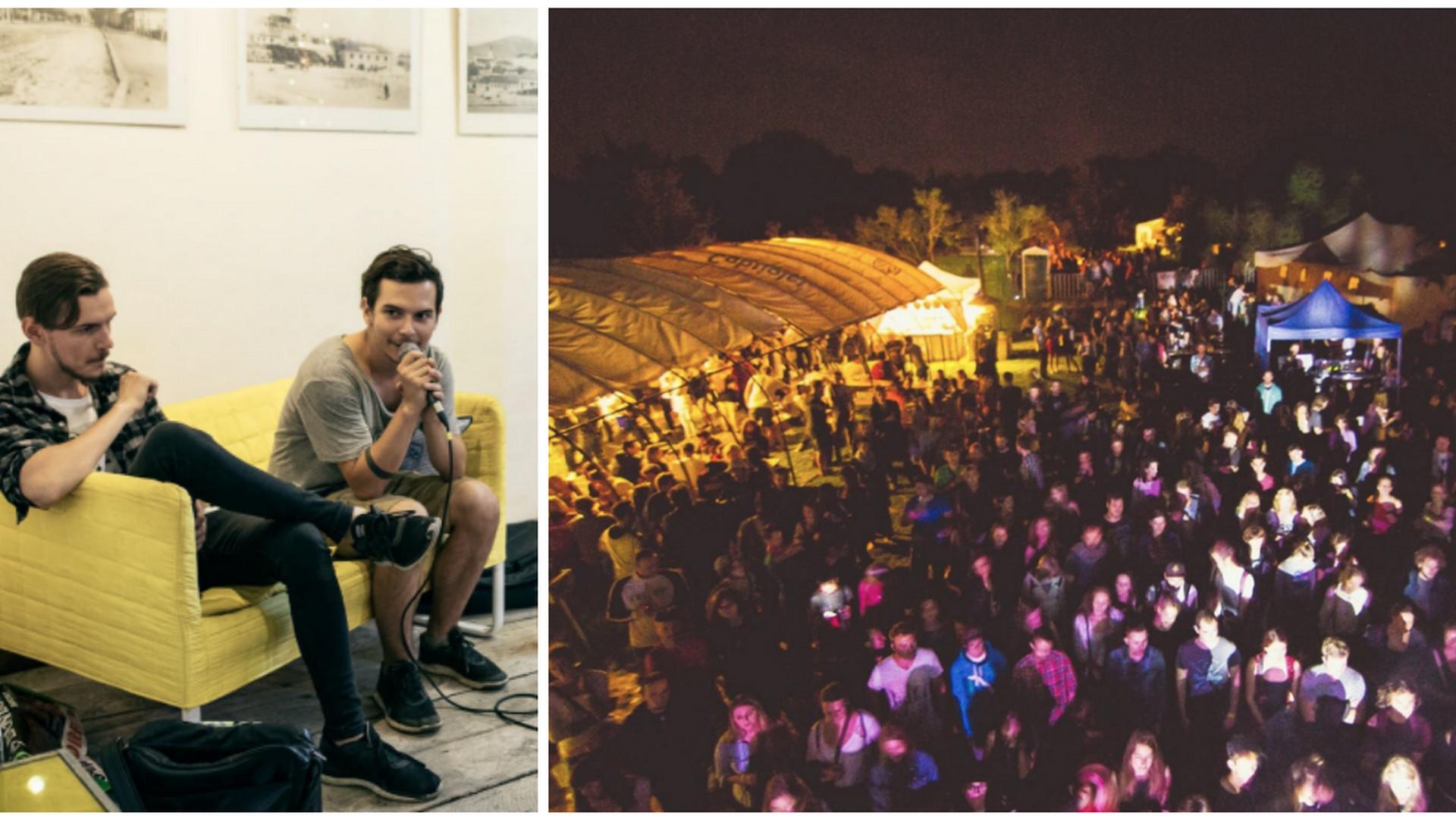 b9d7c29a4 Marián založil ako 20-ročný čoraz obľúbenejší festival. Ako prebieha jeho  organizácia?