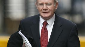 Lider Sinn Fein kandydatem na prezydenta