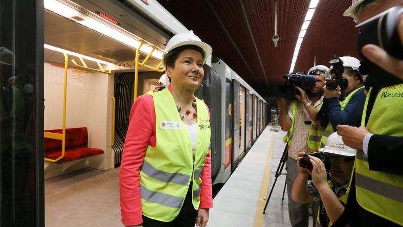 Wyborcze otwieranie metra. Następne stacje na jesienne wybory