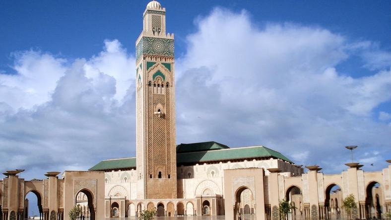 The Hussein II Mosque