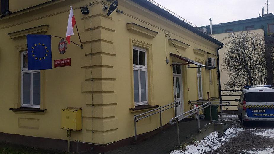 Straż Miejska w Wieliczce