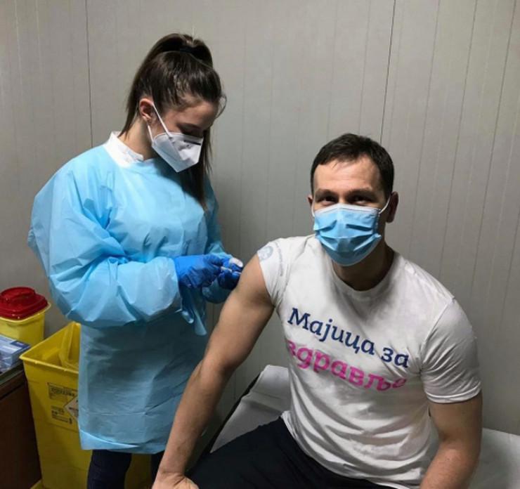 siniša mali vakcinacija