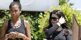 Kardashianka z pasierbicą i pasierbem. Ładnie wyglądają razem?