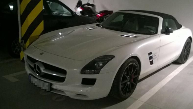 Przestępcy kradli luksusowe samochody