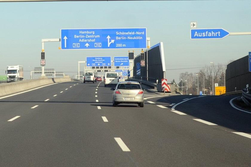 Jeżdżąc autostradami po Europie, należy spodziewać się opłat