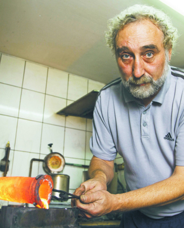 Andrzej Stanclik, Stara się być nie tylko przedsiębiorcą, ale też nadal uprawiać zawód jubilera