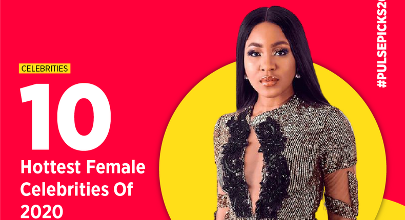 The 10 hottest female celebrities for the year 2020 [PULSE]