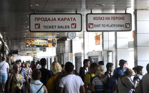 Veliki broj studenata želi da napusti državu