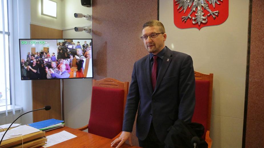 Sędzia Paweł Juszczyszyn musi wrócić do pracy. Decyzja sądu