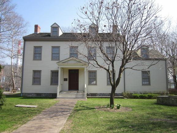 Kuća Džejmsa Blekvela sagrađena 1796-1804, i danas stoji na ostrvu (FOTO: Flickr Doug Kerr)