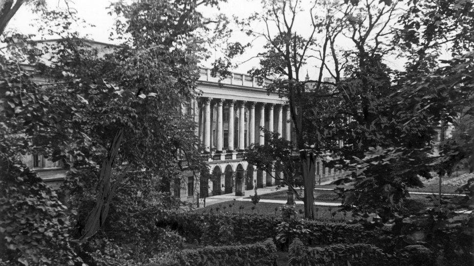 Pałac Saski (1940)